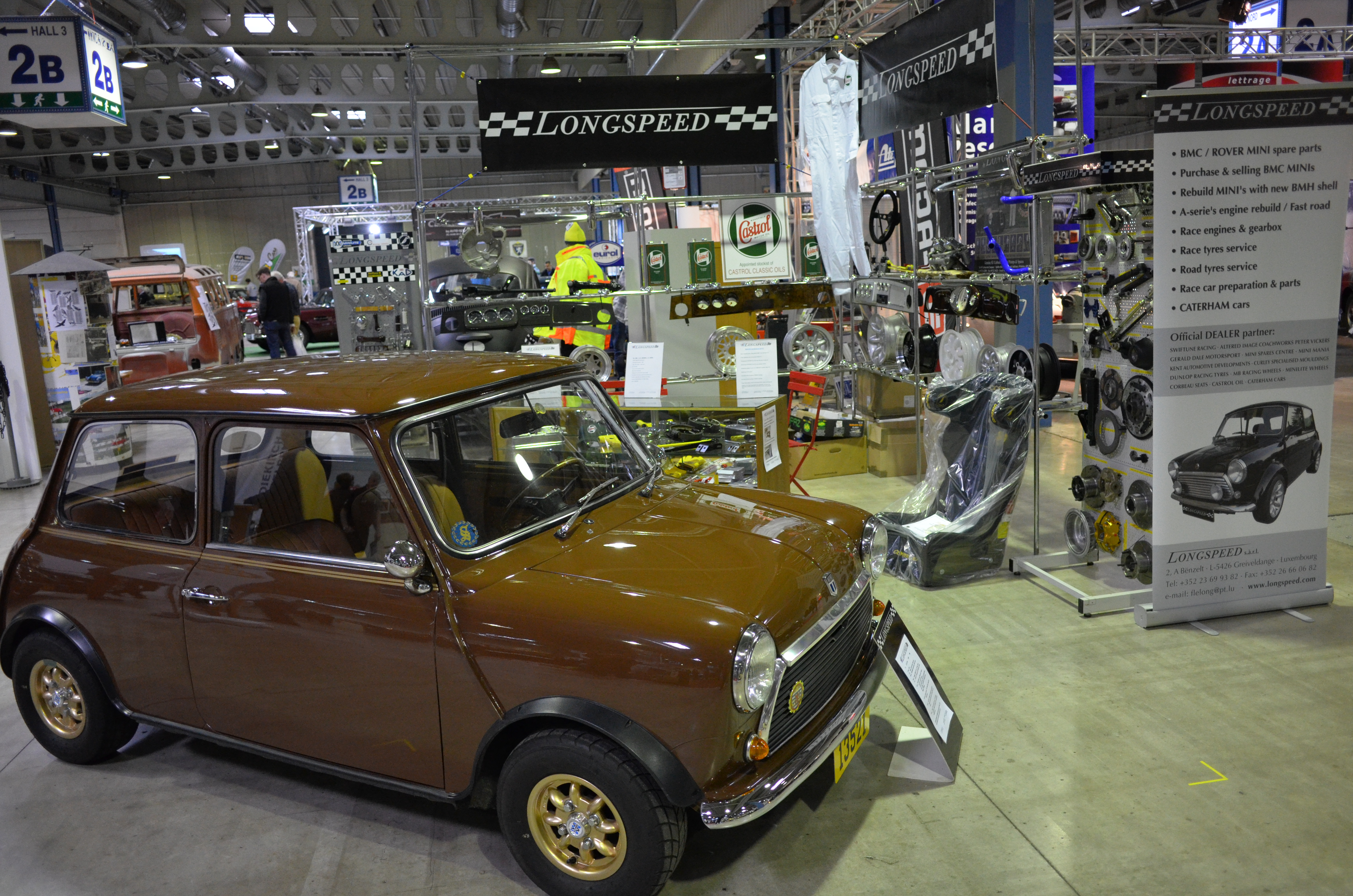 Projects News Events Longspeed The Mini Classic Center In